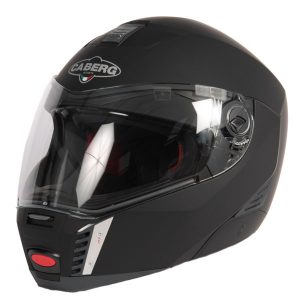 caberg_sintesi_matt_black_front_side